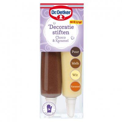 Dr. Oetker Decoratiestiften choco & karamel