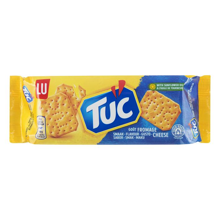 LU Tuc crackers cheese