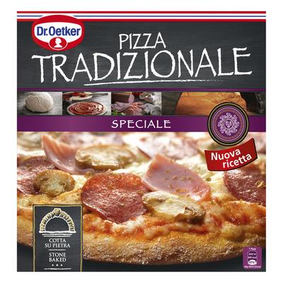 Dr. Oetker Tradizionale pizza speciale