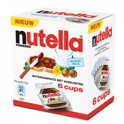 Nutella Cups