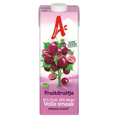 Appelsientje Fruitdruifje Volle Smaak 1 L