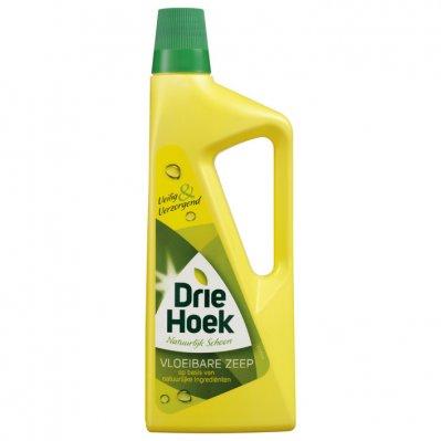 Driehoek Vloeibare zeep glycerine