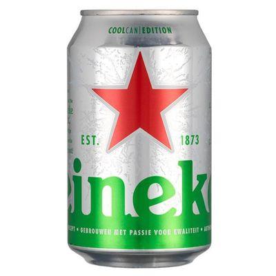 Heineken HEINEKEN COOLCAN 33CL