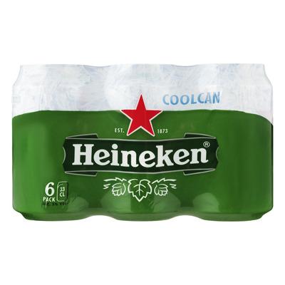 Heineken Coolcan