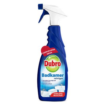Dubro Badkamerreiniger spray ultra