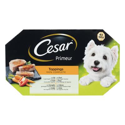 Cesar Primeur selection alu kuipje