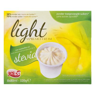 Ysco Dieetijs met vanillesmaak beker