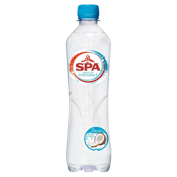 Spa Touch of coconut Mineraalwater