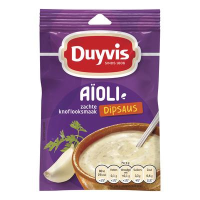 Duyvis Dipsaus mix aïoli