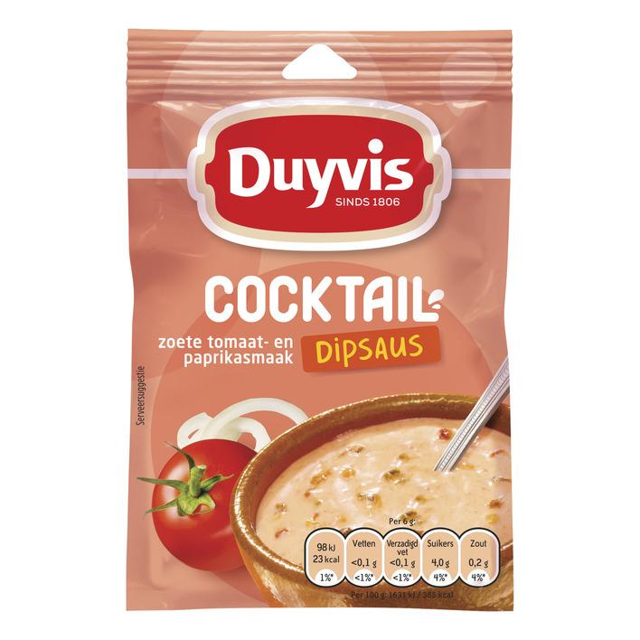 Duyvis Dipsaus mix cocktail