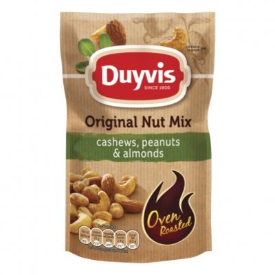 Duyvis Oven roasted notenmix