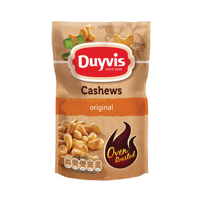 Duyvis Oven roasted cashews