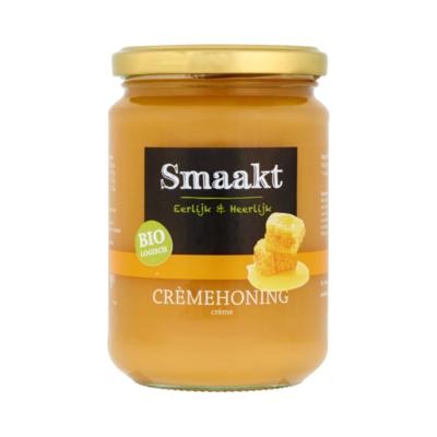 Smaakt Biologisch Crèmehoning