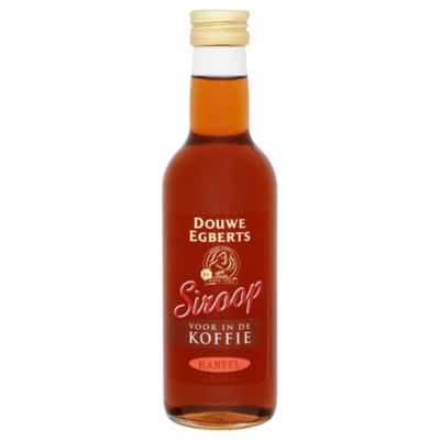 Douwe Egberts Kaneel Koffiesiroop