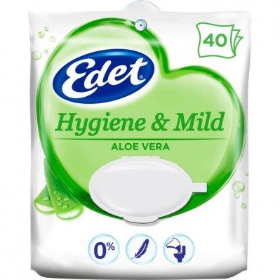 Edet Aloë vochtig toiletpapier