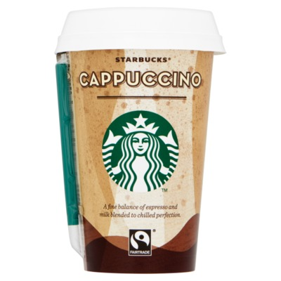 Starbucks discoveries latte machiato