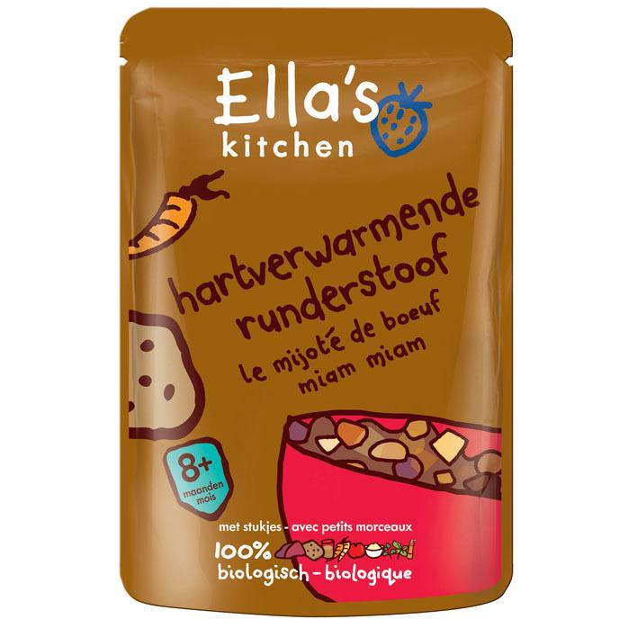 Ella's Kitchen Hartverwarmende runderstoof 8+ mnd