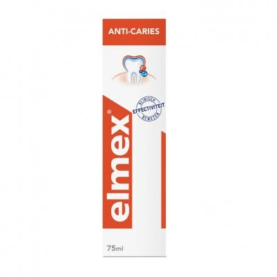 Elmex Anti-Cariës tandpasta