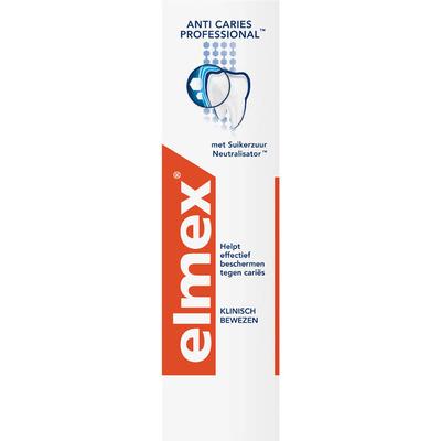 Elmex Anti-cariës professional tandpasta