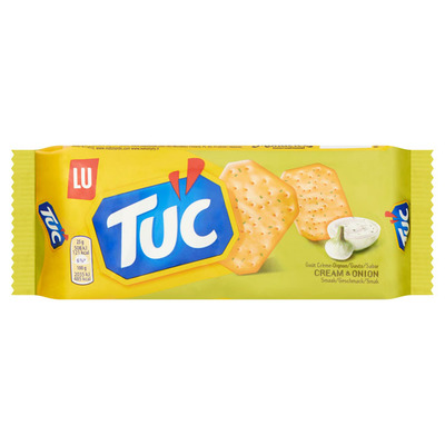 Tuc Crackers sour cream & onion