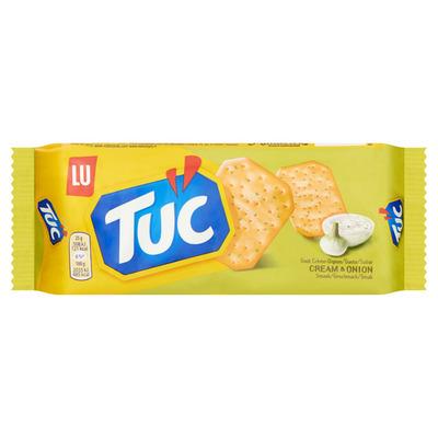 LU Tuc crackers sour cream & onion