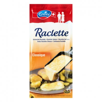 Emmi Raclette 45+ plak