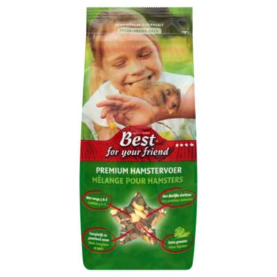 Best For Your Friend Hamstervoer Premium