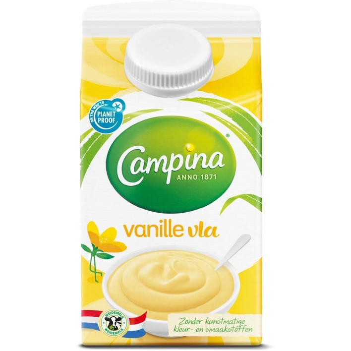 Campina Vanille vla