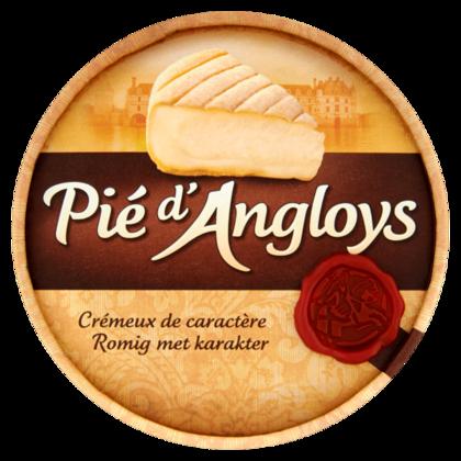 Coeur de lion Pie d'Angloys