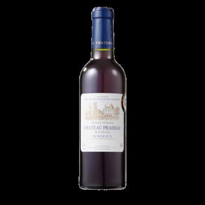 Chat Pradeau Mazeau Bordeaux Rouge 375 ml