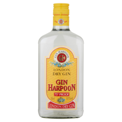 Harpoon London Dry Gin
