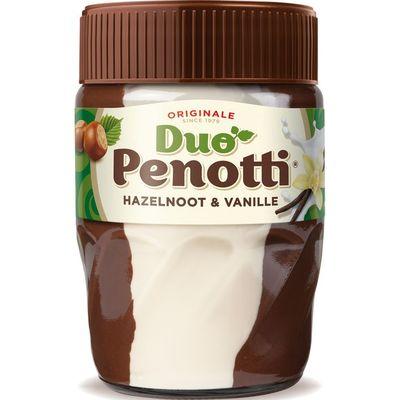 Duo Penotti Hazelnoot & vanille  400g