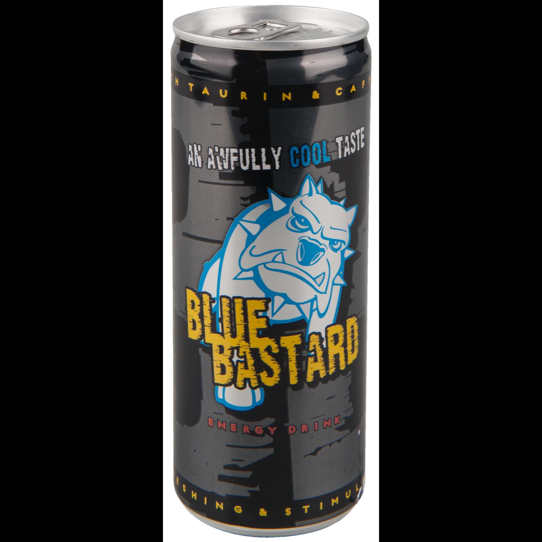 Blue Bastard Energy drink