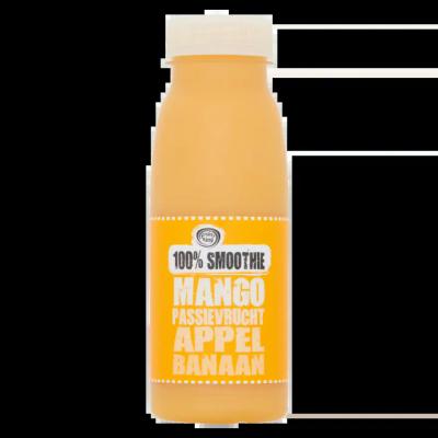 Fruity King 100% Smoothie Mango Passievrucht Appel Banaan