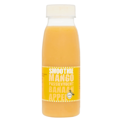 Fruity King Smoothie Mango Passievrucht Banaan Appel