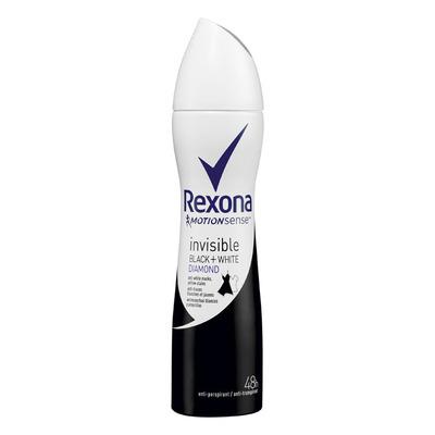 Rexona Deodorant spray women invisible diamond