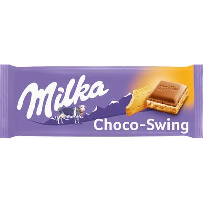 Milka Reep choco swing