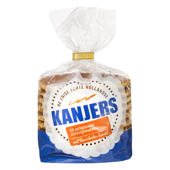 Kanjers Stroopwafels original