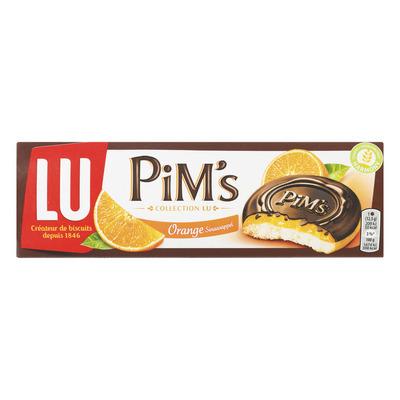 LU Pim's cake sinaasappel chocolade