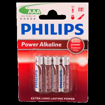 Philips Batterij Powerlife AAA