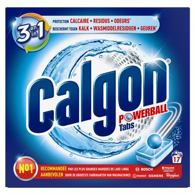 Calgon Tabs 2 in 1 anti-kalk