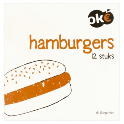 Unbranded Hamburgers