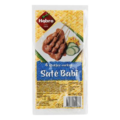 Hebro Saté babi