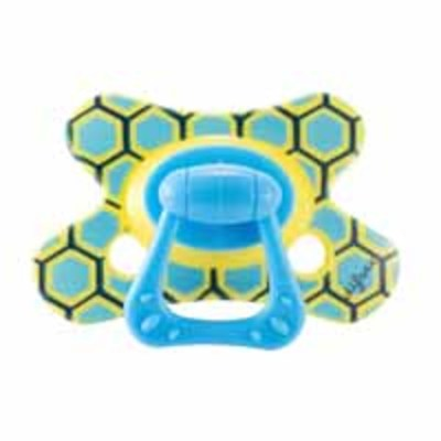 Difrax Fopspeen combi 12+ (willekeurige kleur)