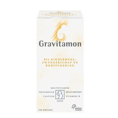 Gravitamon Tabletten