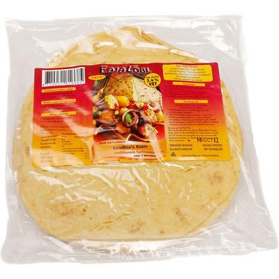 Faja Lobi Sandhia's roti