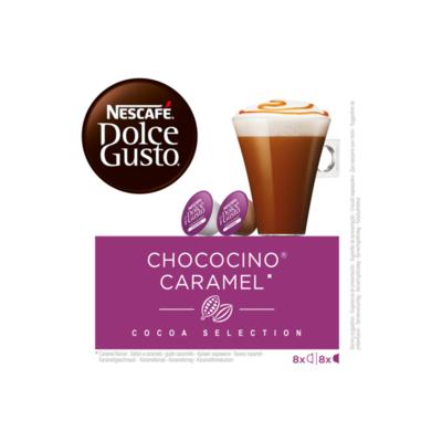 Nescafé Dolce Gusto Choco Caramel Koffie Capsules