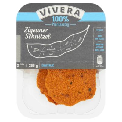 Vivera Zigeuner schnitzel