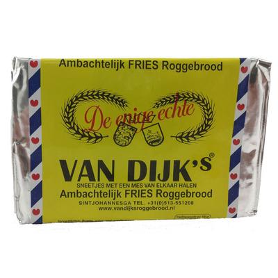 Van Dijk Gesneden Fries roggebrood