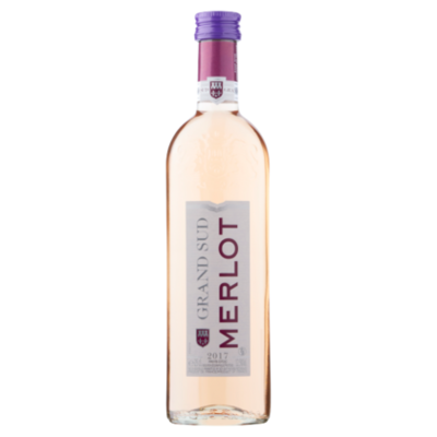 Grand Sud Grand Sud Merlot Rosé